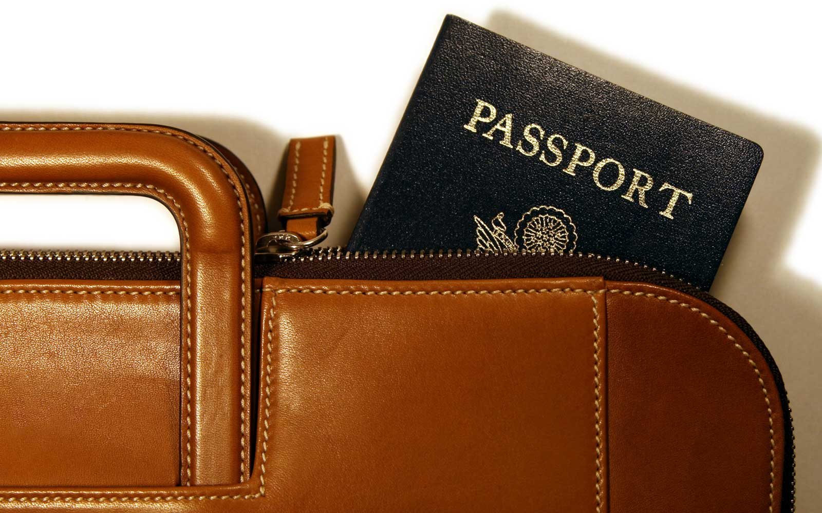 Passport in Carry-on