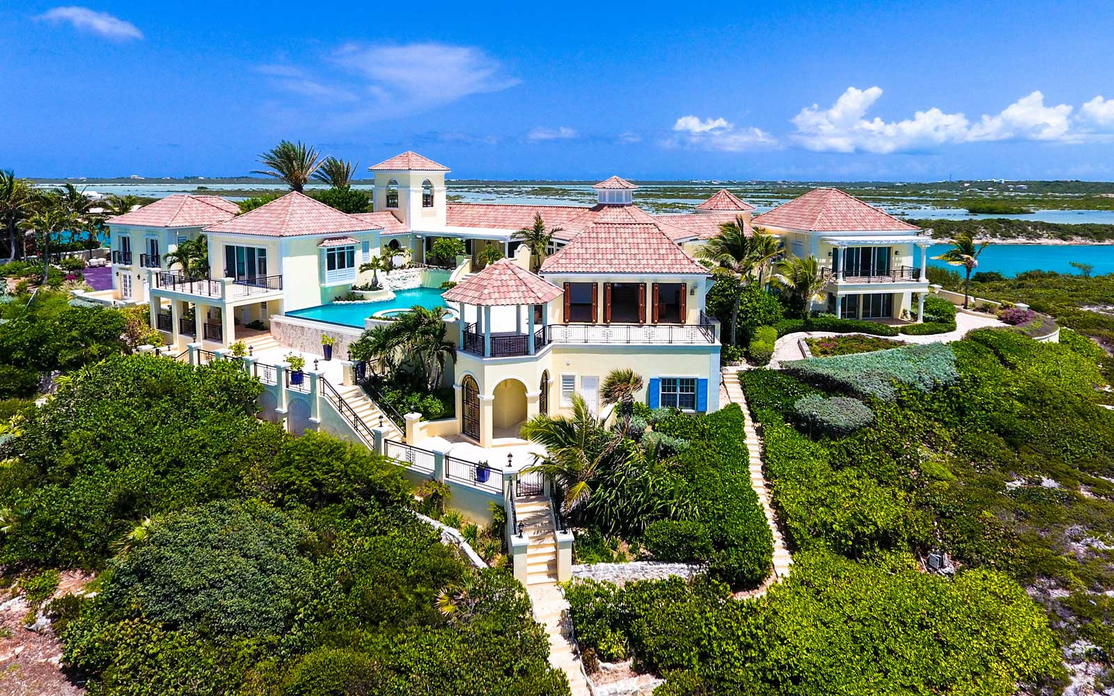 This Turks and Caicos Estate Isn't Just Heaven on Earth—It Used to Belong to Prince