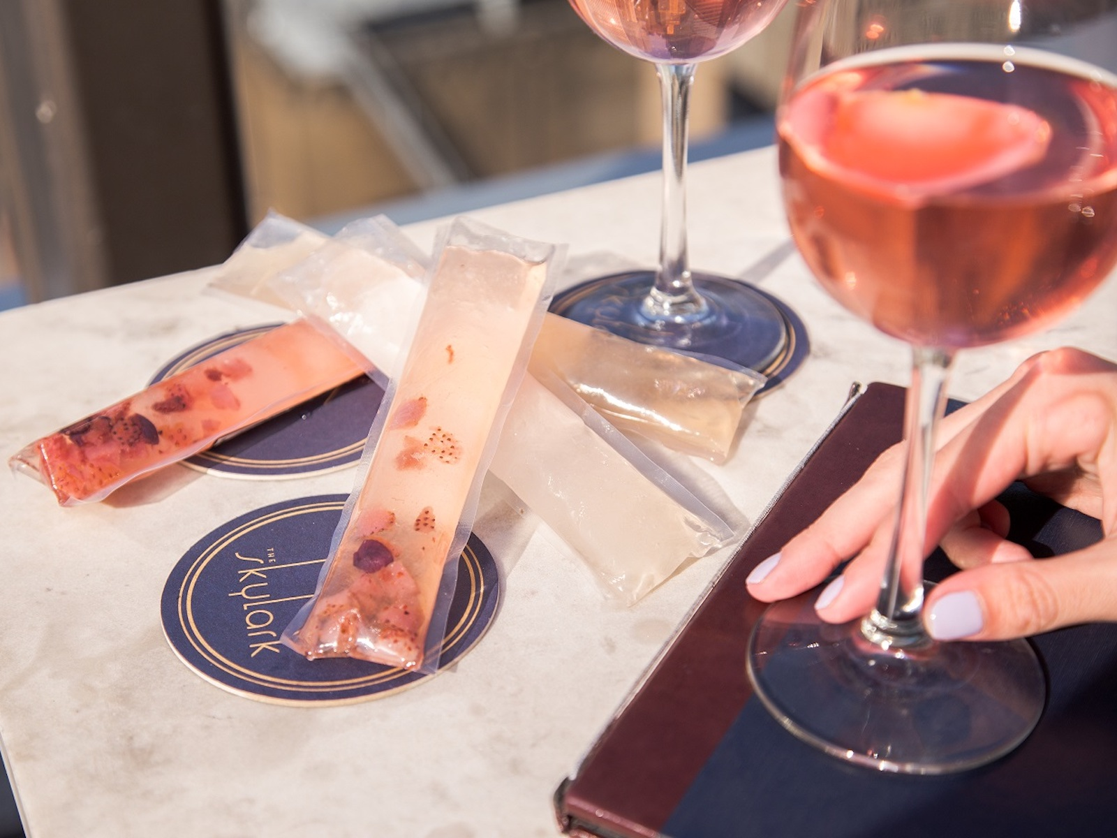 5 Ways to Upgrade Your Frosé This Summer