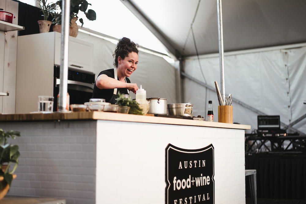 Chef Stephanie Izard's Surprise Twist on Salted Caramel Goes Great With Short Ribs + 7 Expert Cooking Tips from the Austin Food & Wine Festival