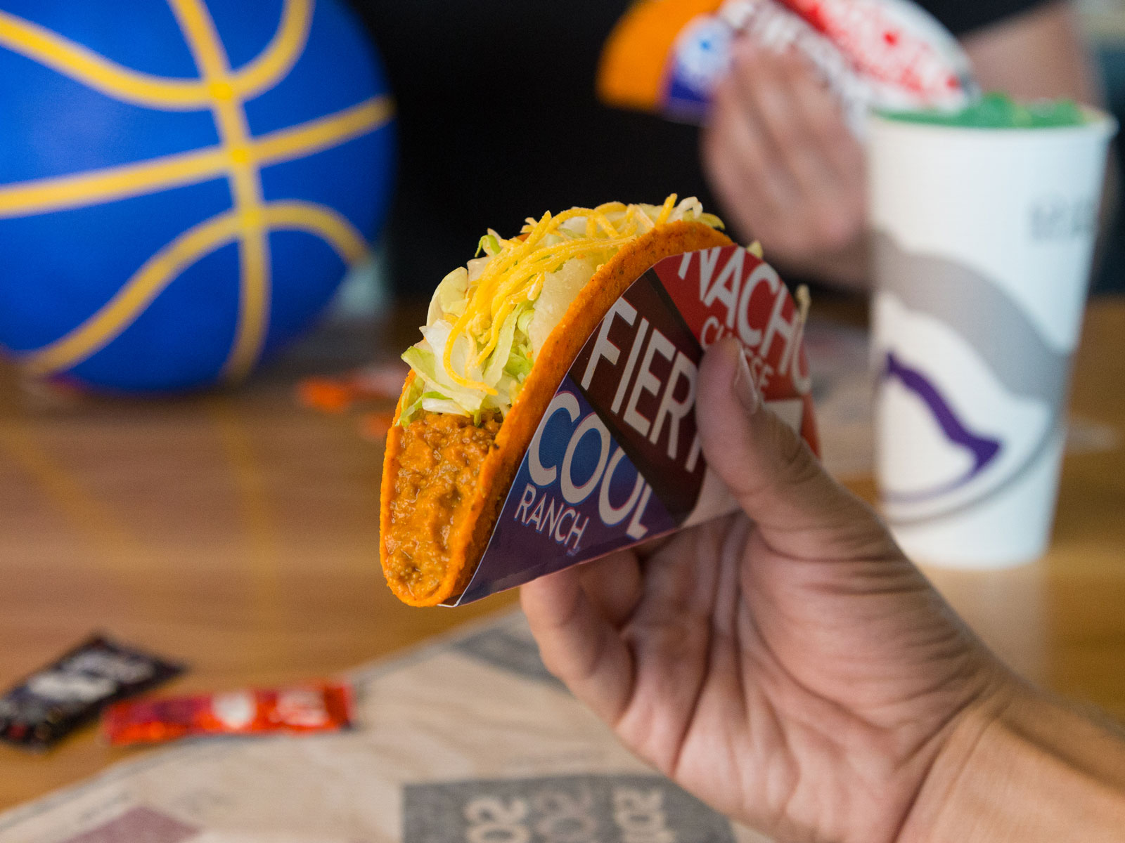 Everyone Gets Free Taco Bell Thanks to the Golden State Warriors