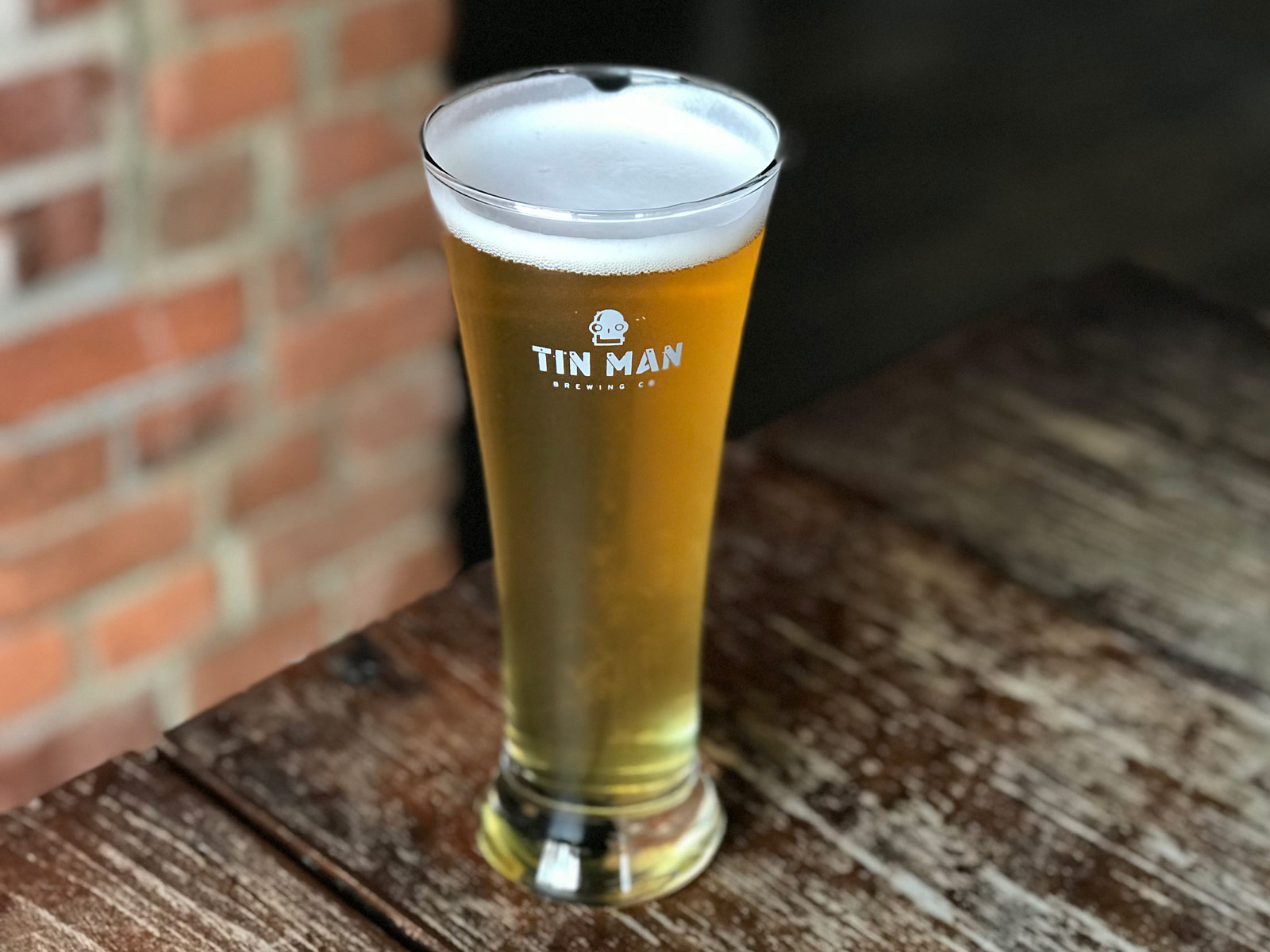 Tin Man Brewing Damascene Apricot Sour Ale