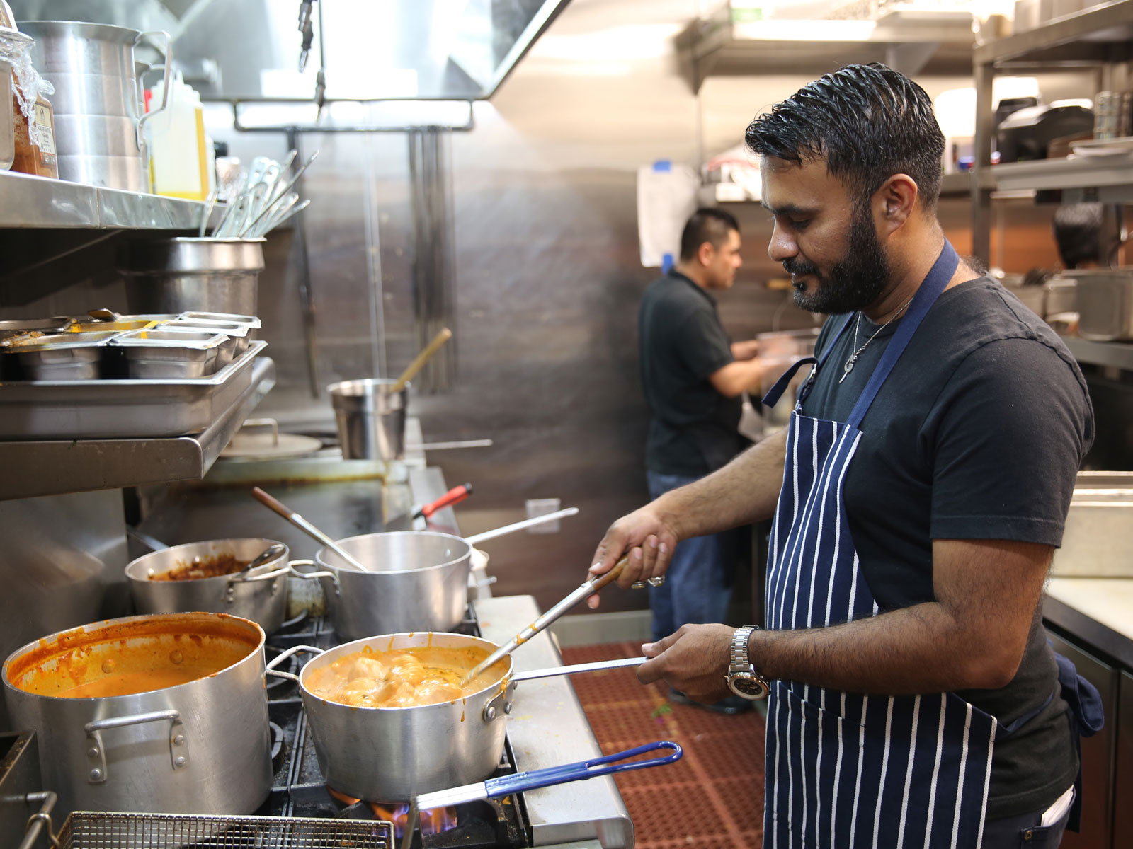 Tūmbi Gives L.A. a New Version of Indian Street Food