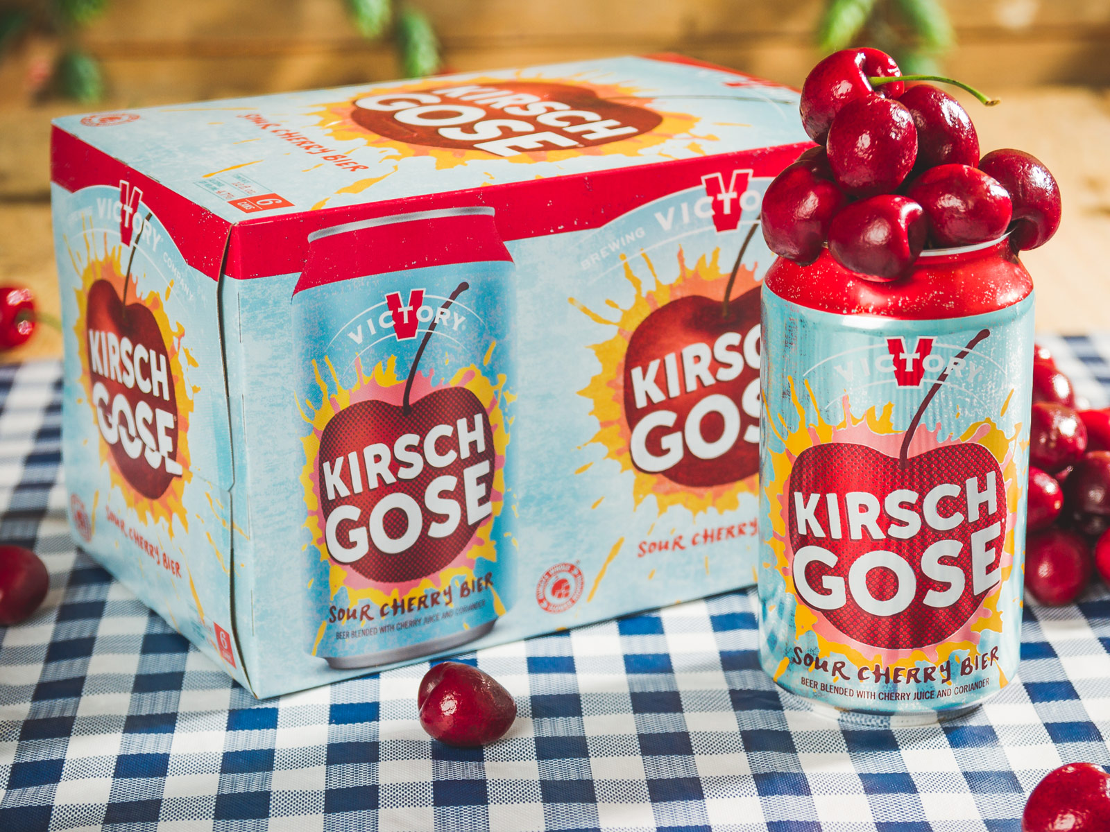 Victory Brewing Kirsch Gose