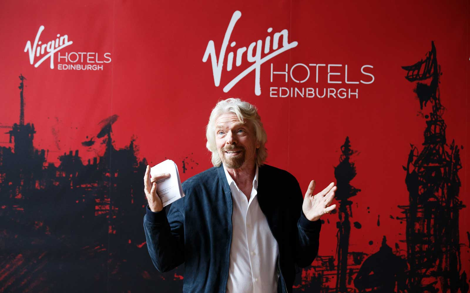 Richard Branson Is Opening the First Virgin Hotel in Europe in a City That Has a 'Very Special Place' in His Heart
