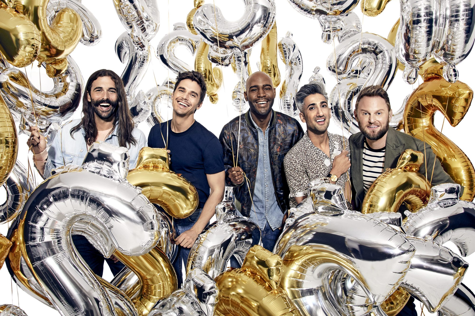 The 'Queer Eye' Guide to a Richer Life
