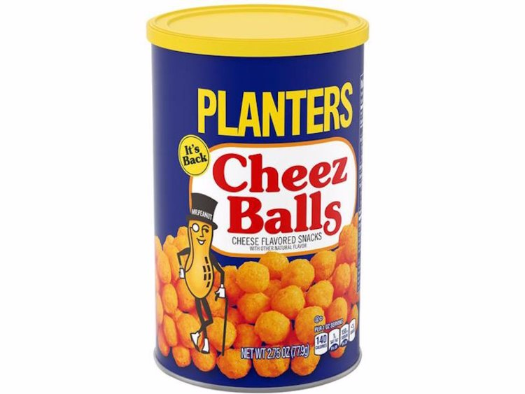 Planters Cheez Balls Are Coming Back