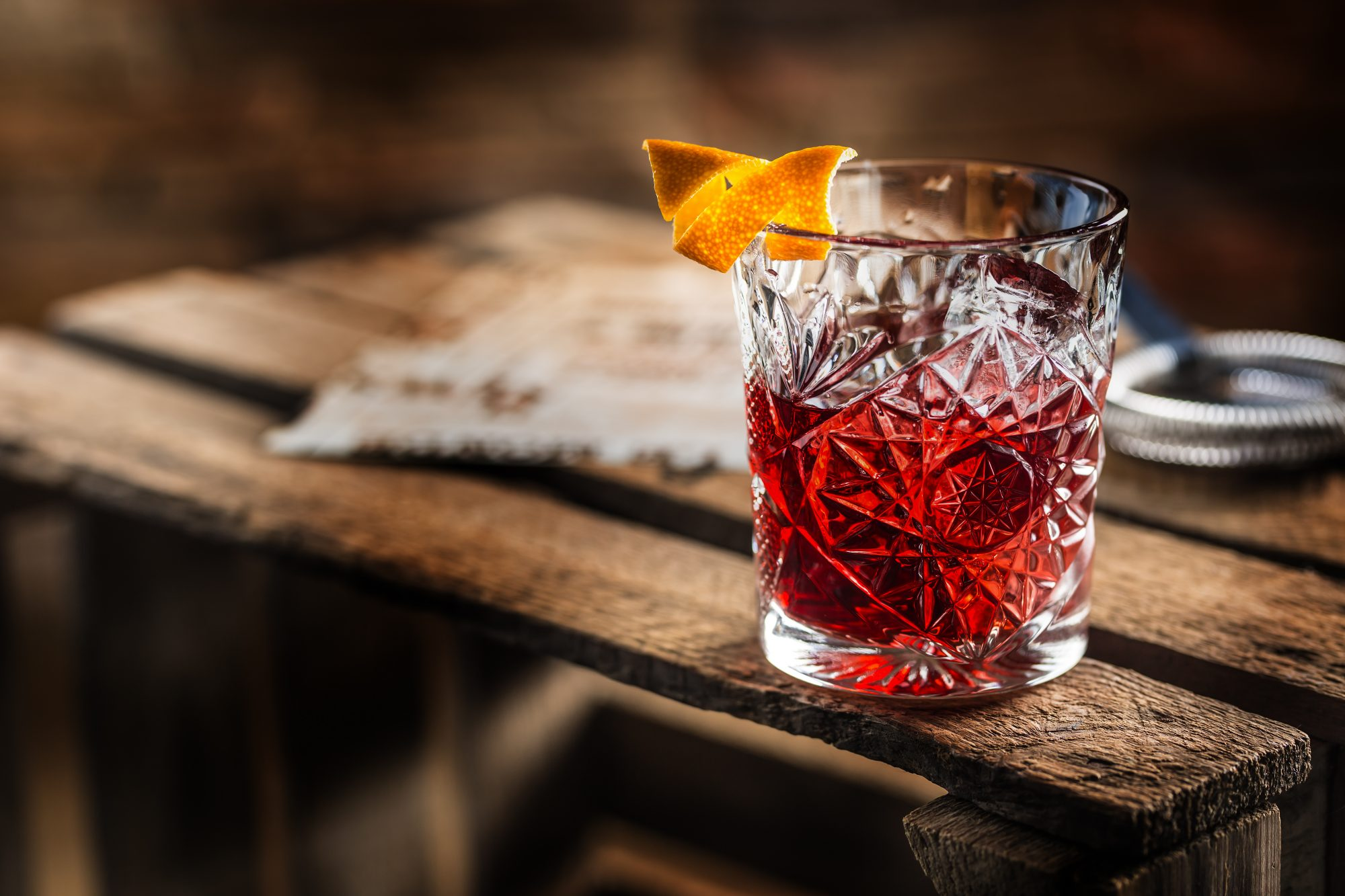 Everything You Need to Dress Up a Bottled Negroni