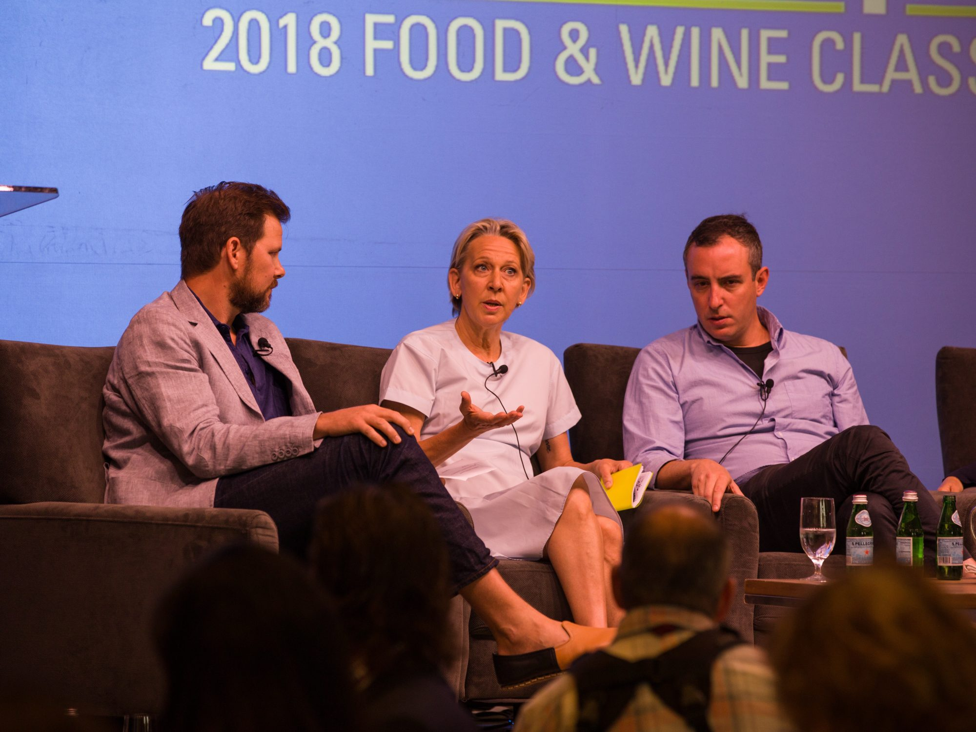 Gabrielle Hamilton Defends Ken Friedman Partnership: 'He's Not Coming to Work at the Spotted Pig Tomorrow'