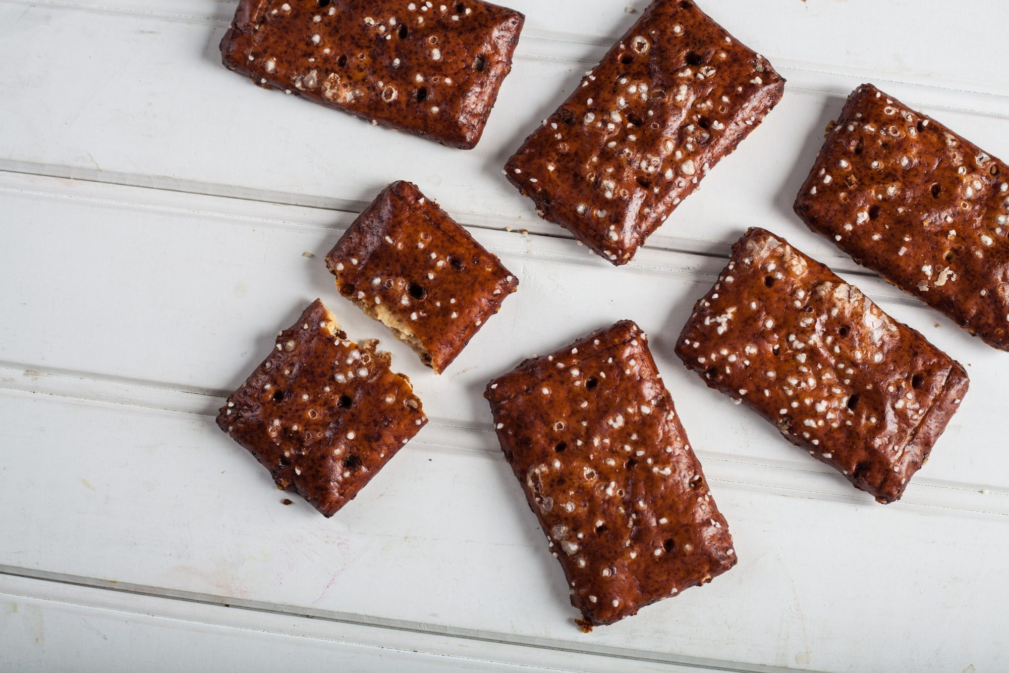 This Pretzel Shortbread Is the Cookie of the Future
