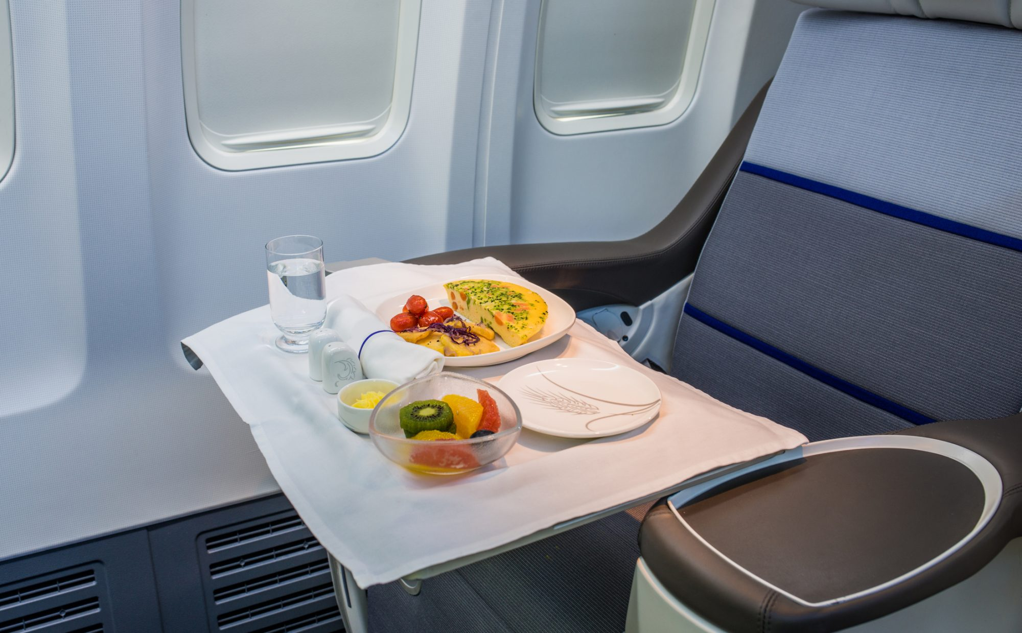 5 Things You Probably Didn't Know About Airplane Dining