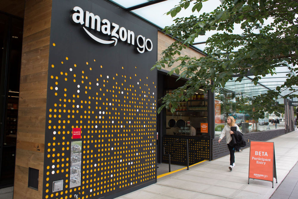 New York City Will Get Its Own Checkout-Less Amazon Go Store