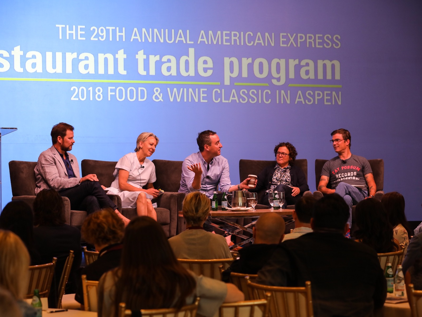 Amex panel healthy kitchen culture