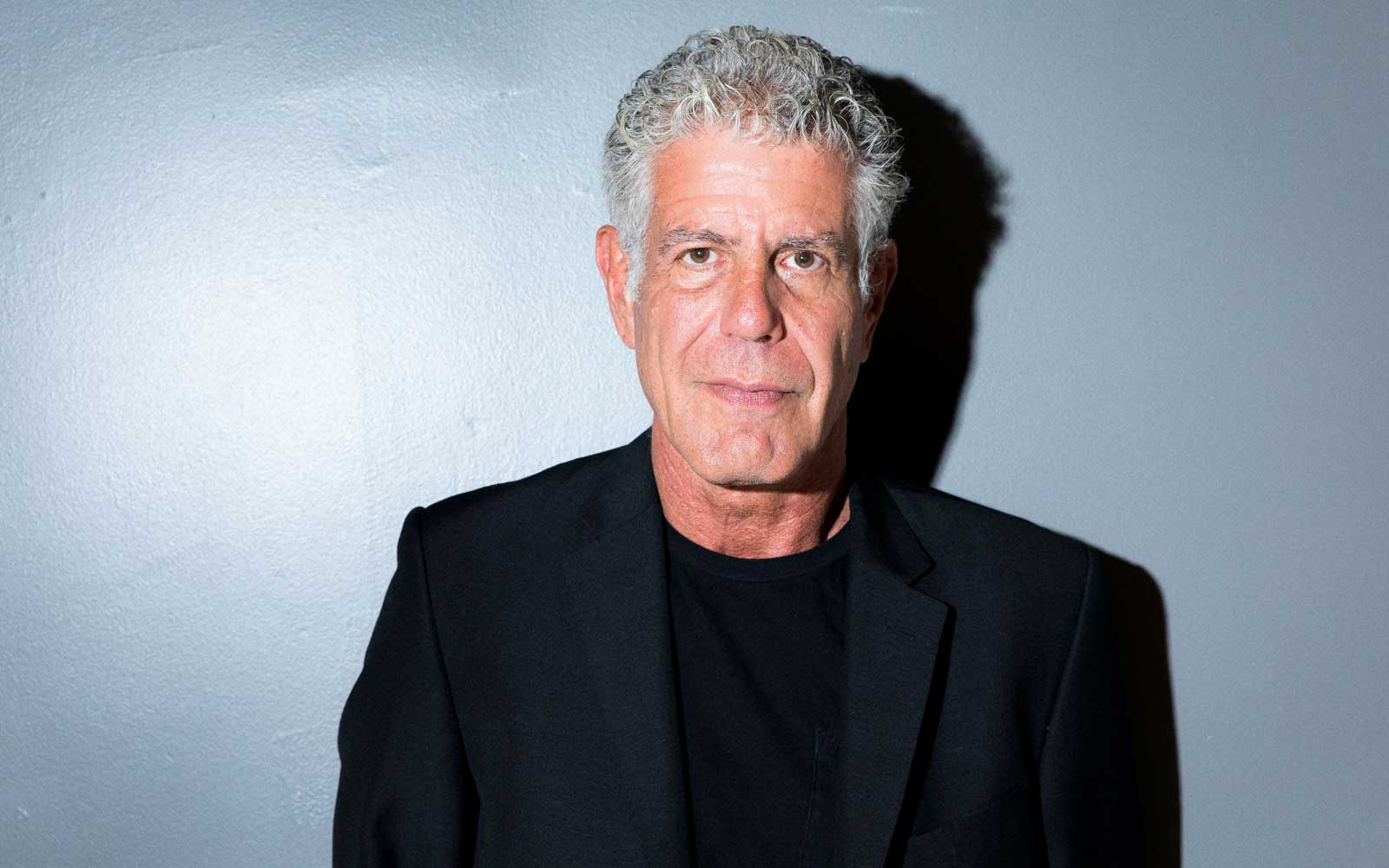 Celebrity Food Host Anthony Bourdain