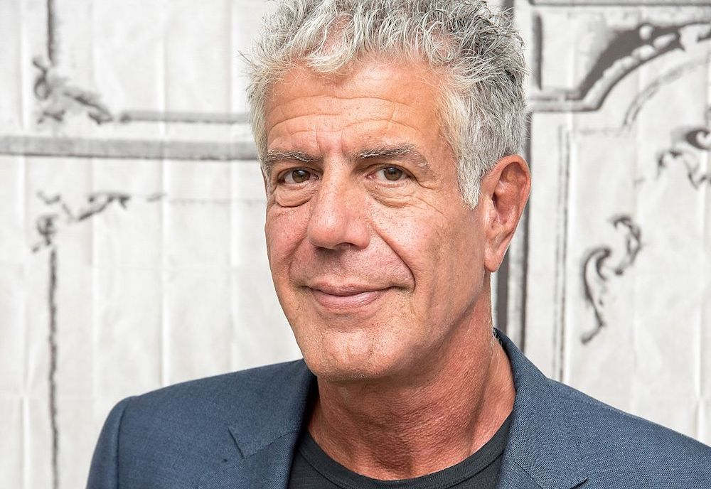 We need to talk about Anthony Bourdain.