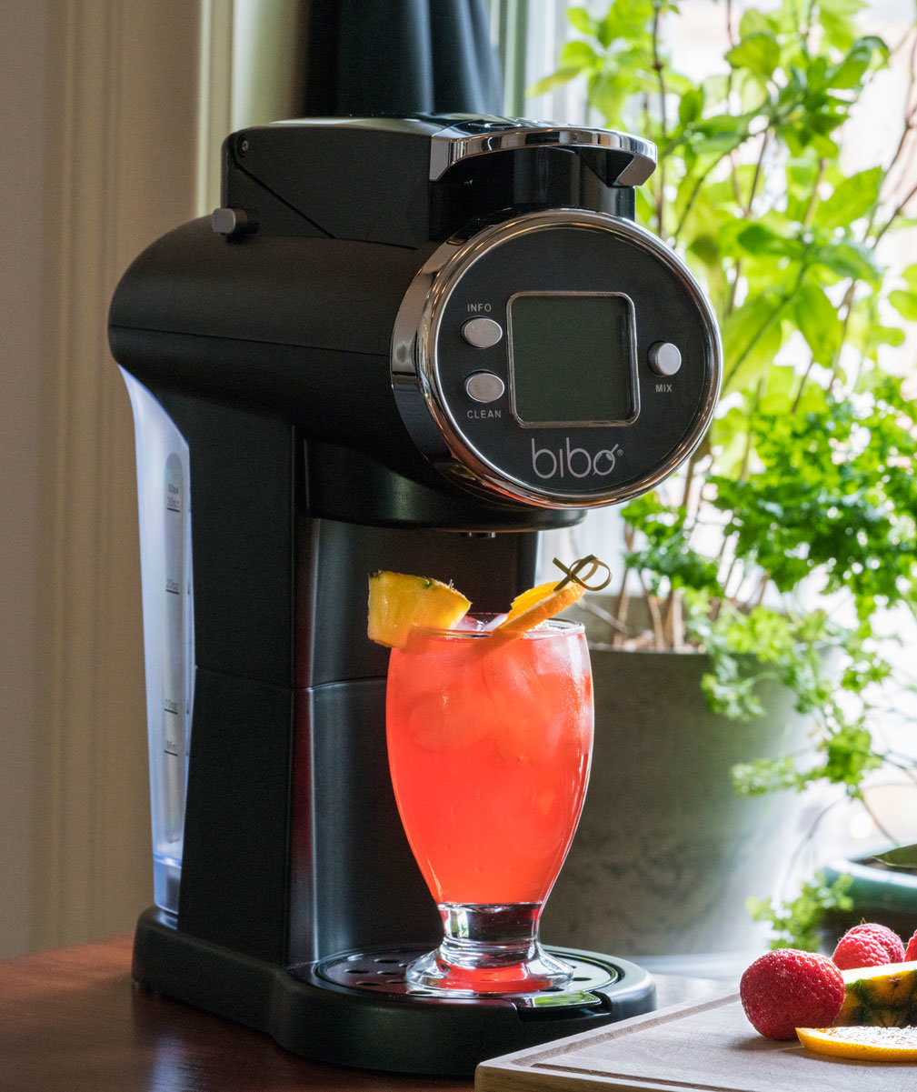 This Robot Bartender Will Craft Your Favorite Cocktails At Home—and It's Available On Amazon