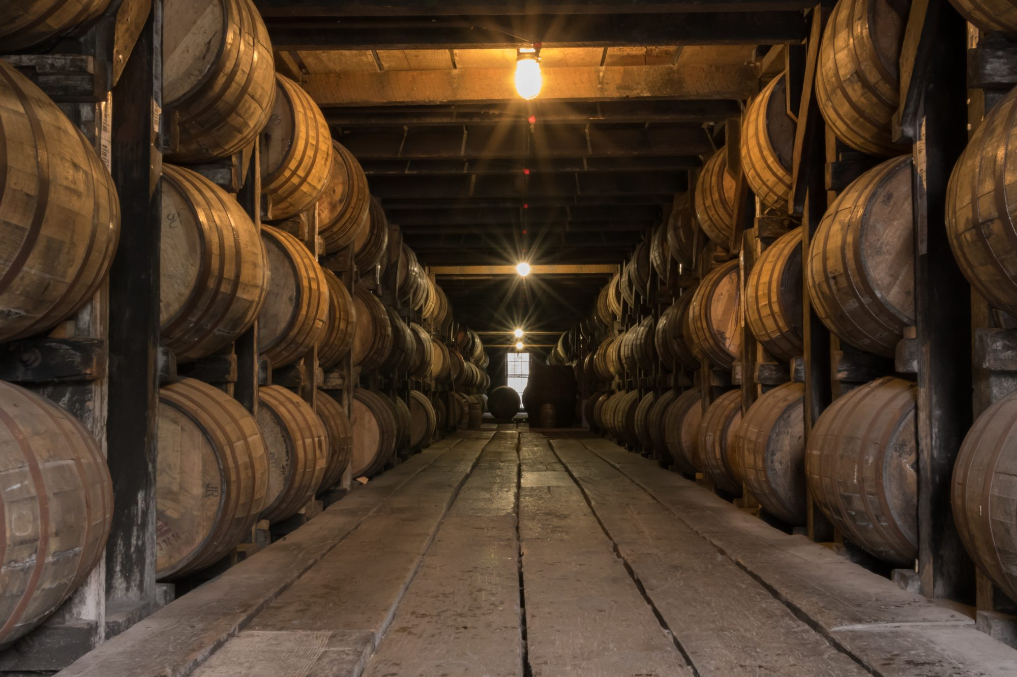 Trump's Trade War Is Already Hurting American Whiskey Distillers