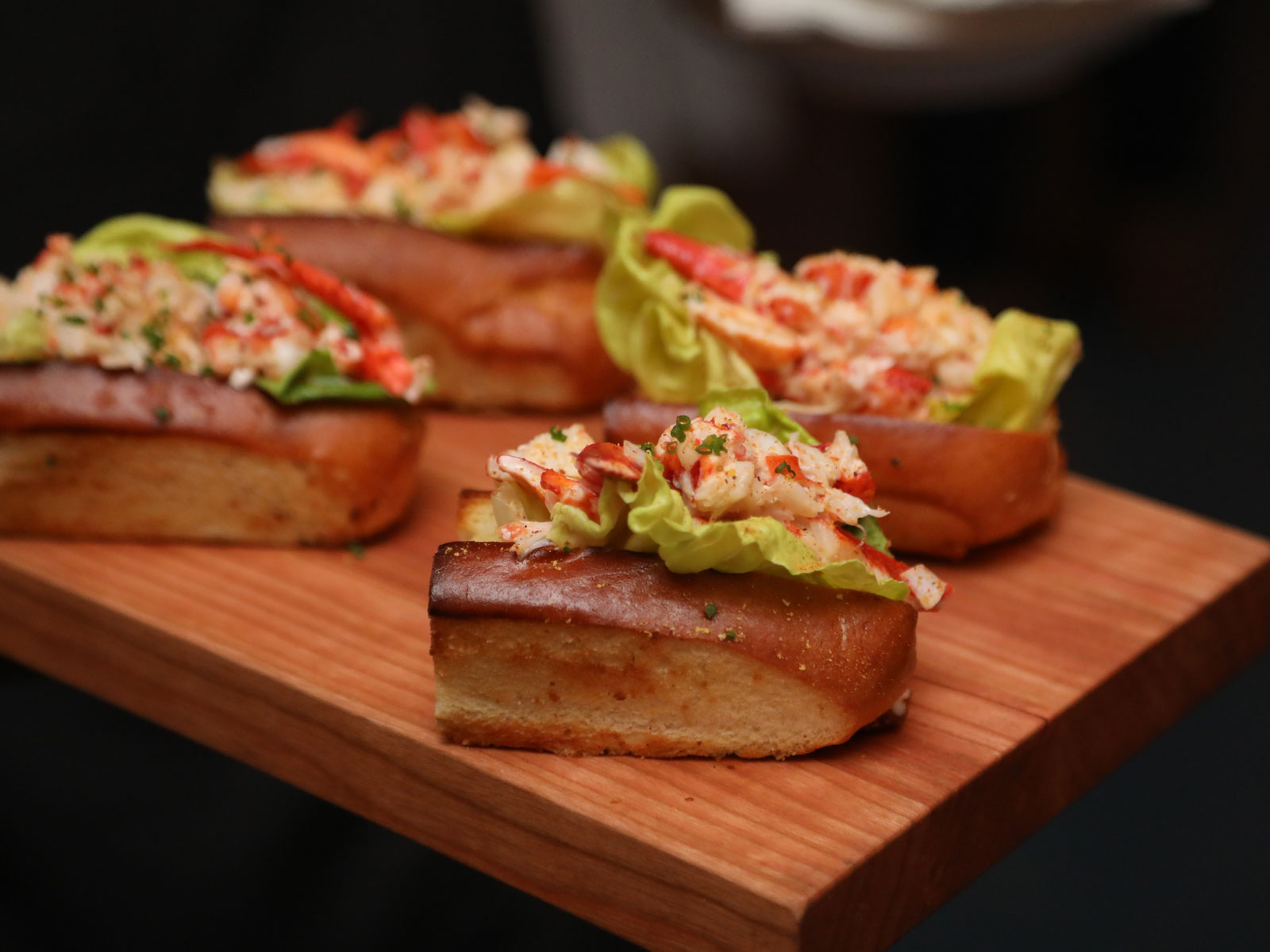 EMP Summer House Lobster Rolls