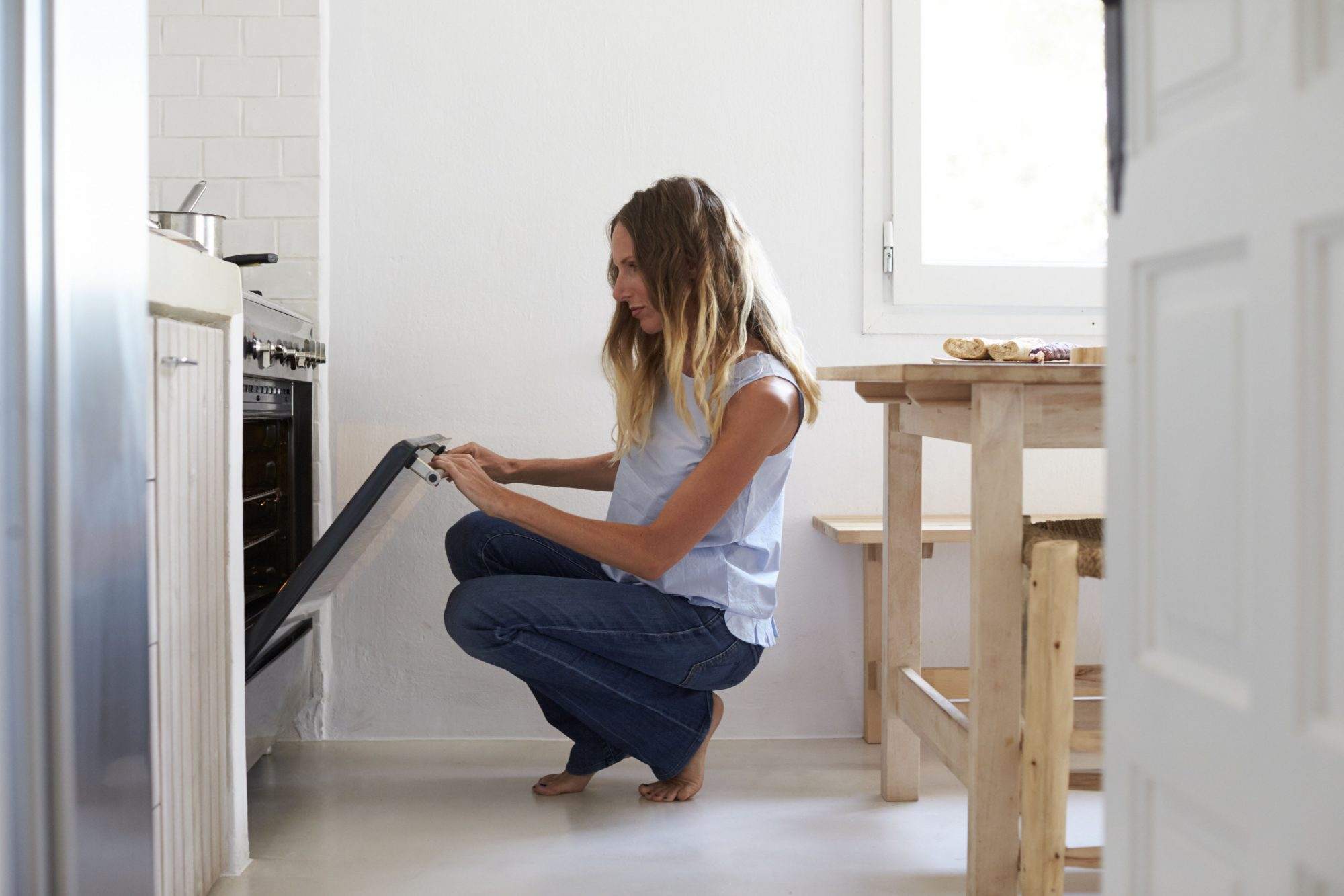 Americans Using Ovens for Storage