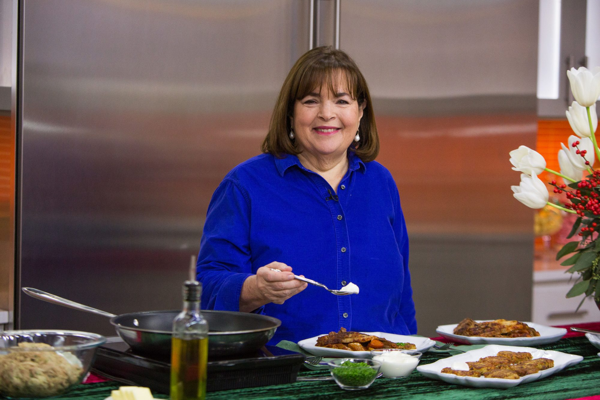 Ina Garten's 'Barefoot Contessa: Cook Like a Pro' Returns in April
