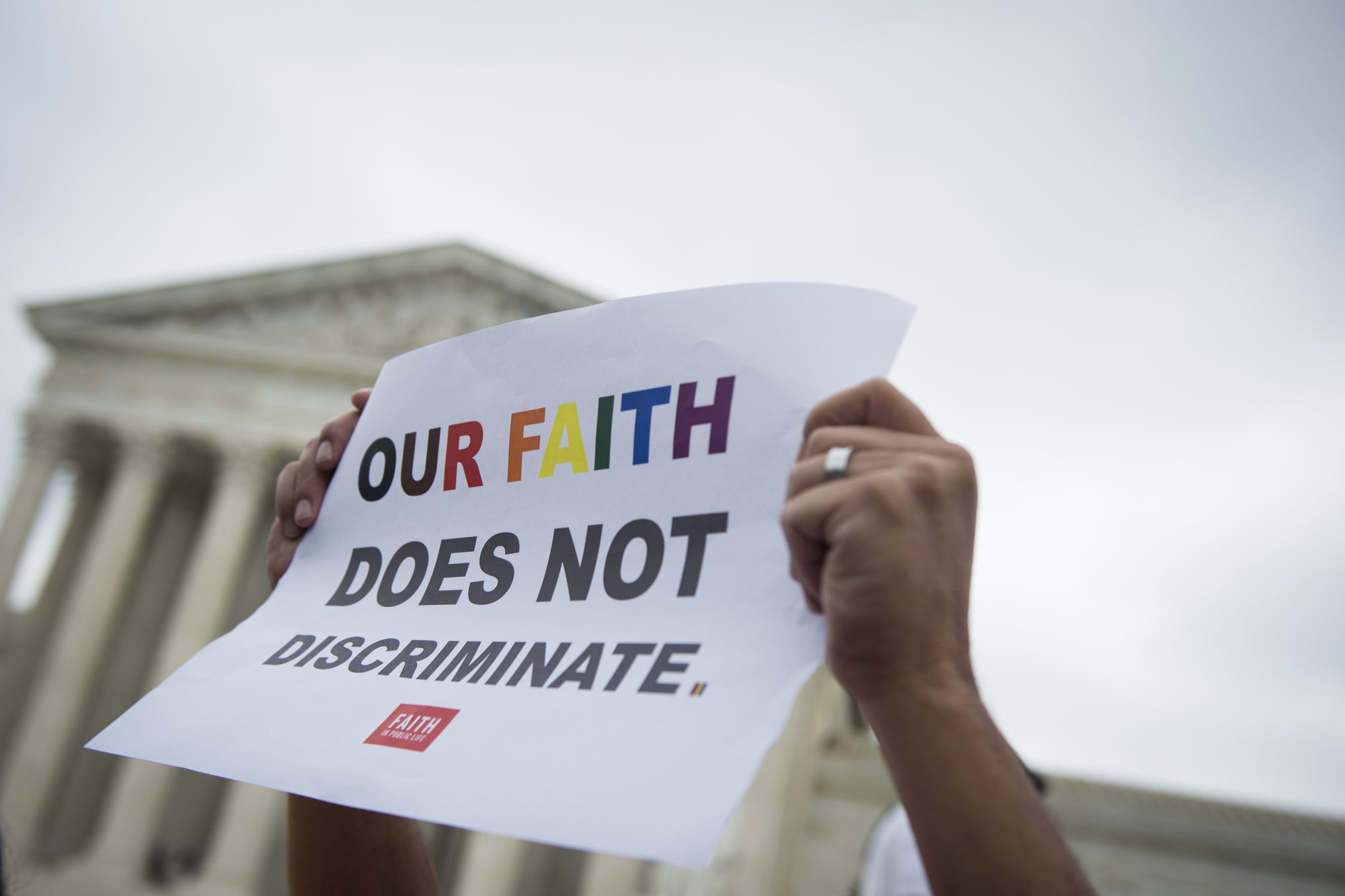What the Supreme Court's Masterpiece Cakeshop Ruling Could Mean for Trump's Travel Ban