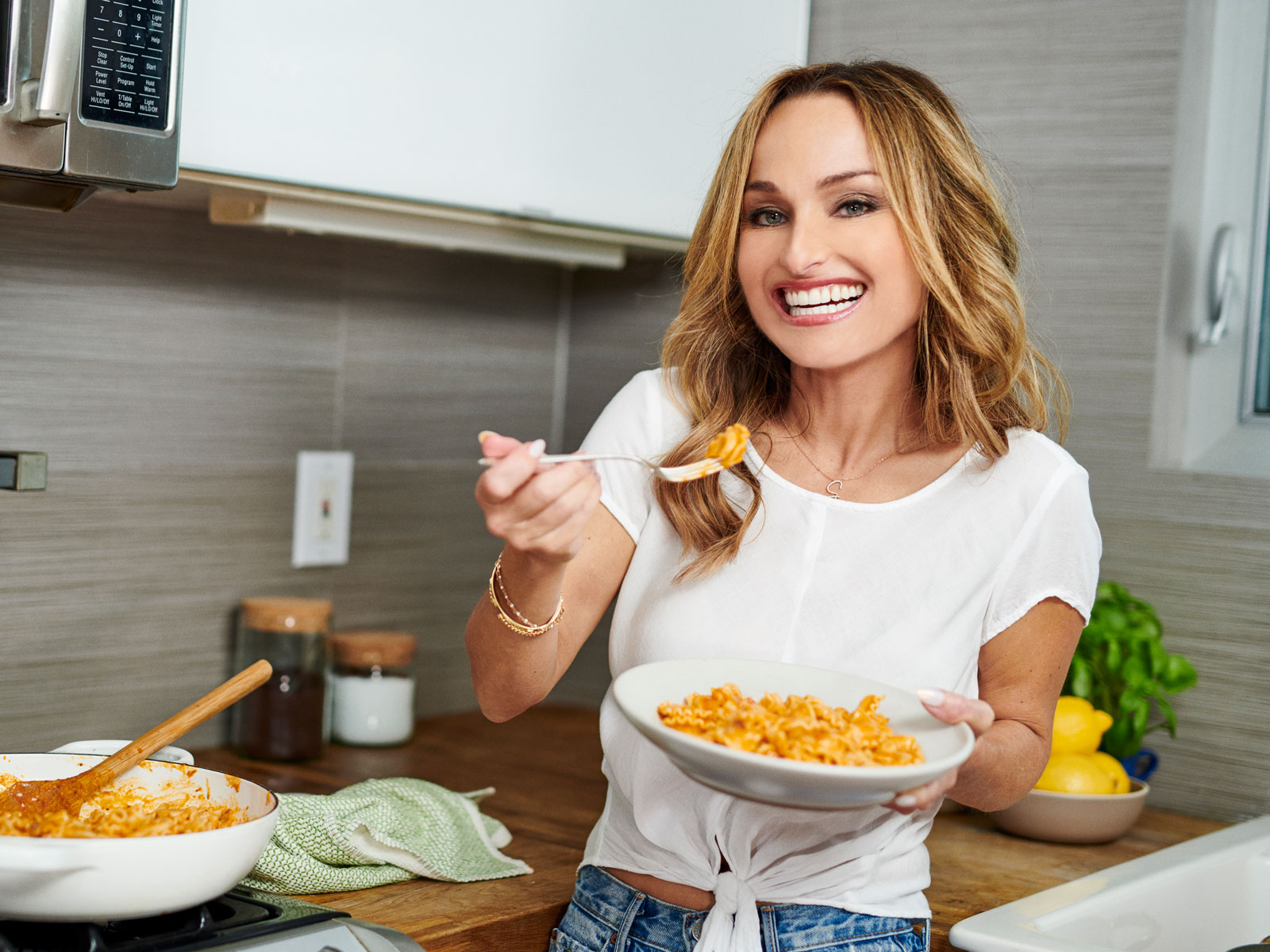 The Cheap Wine Giada Swears By