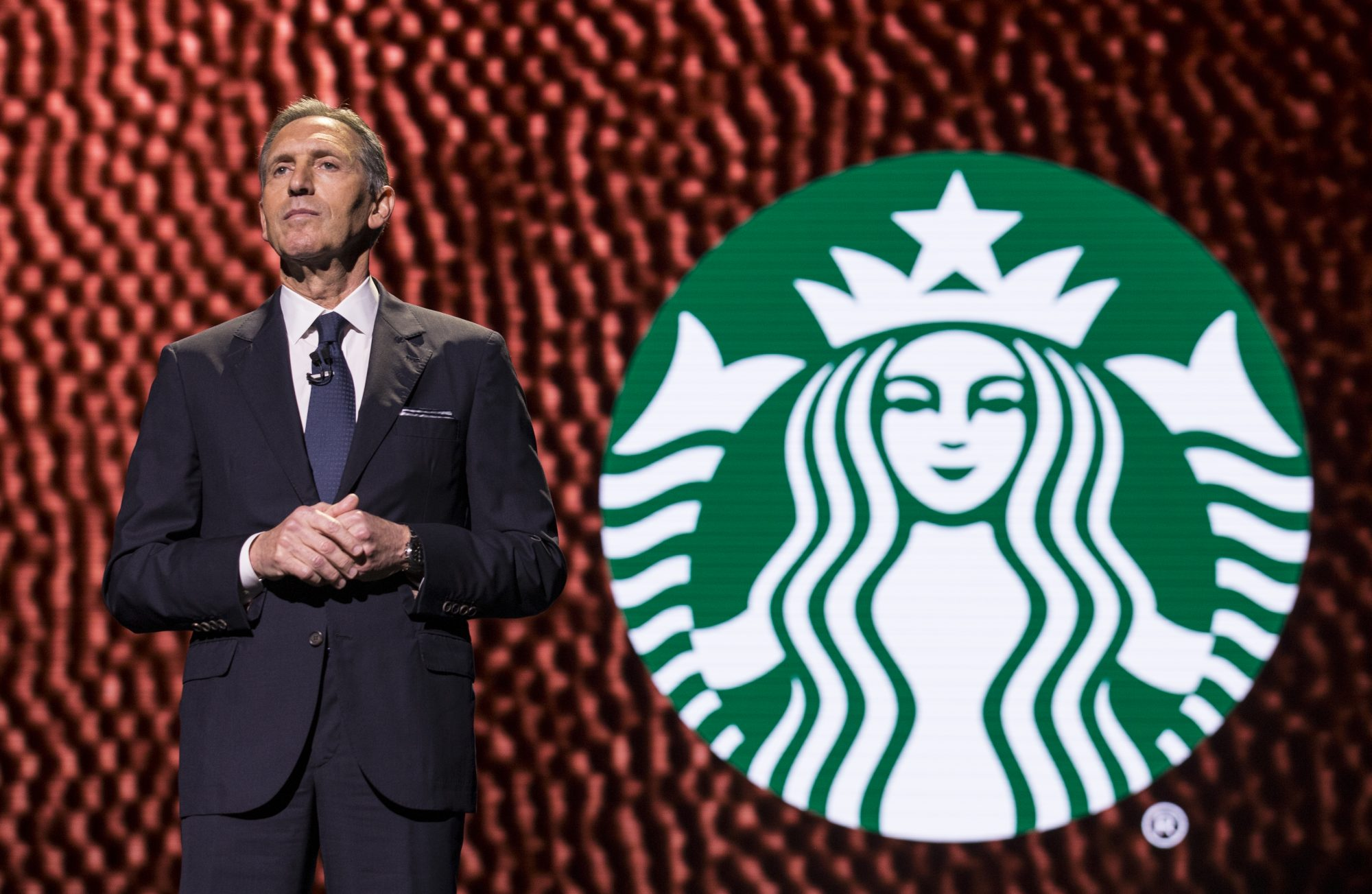 Howard Schultz Is Stepping Down As Starbucks Executive Chairman