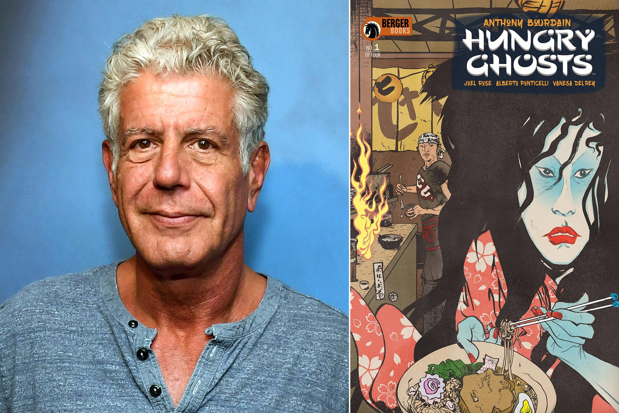 Remembering Anthony Bourdain's tremendous literary talent