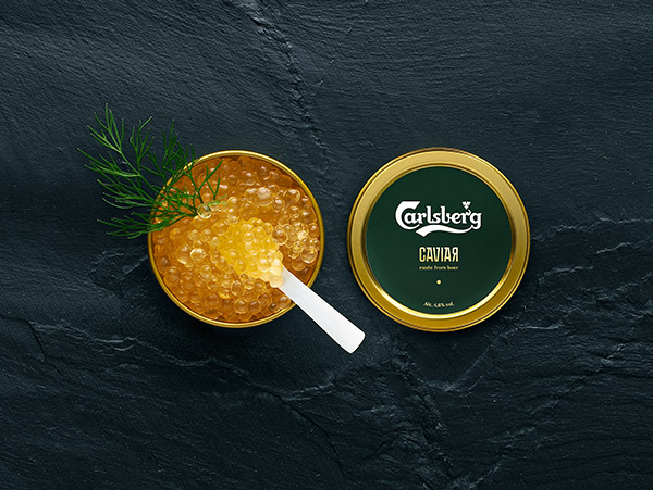 Beer Caviar Is a Thing at the World Cup
