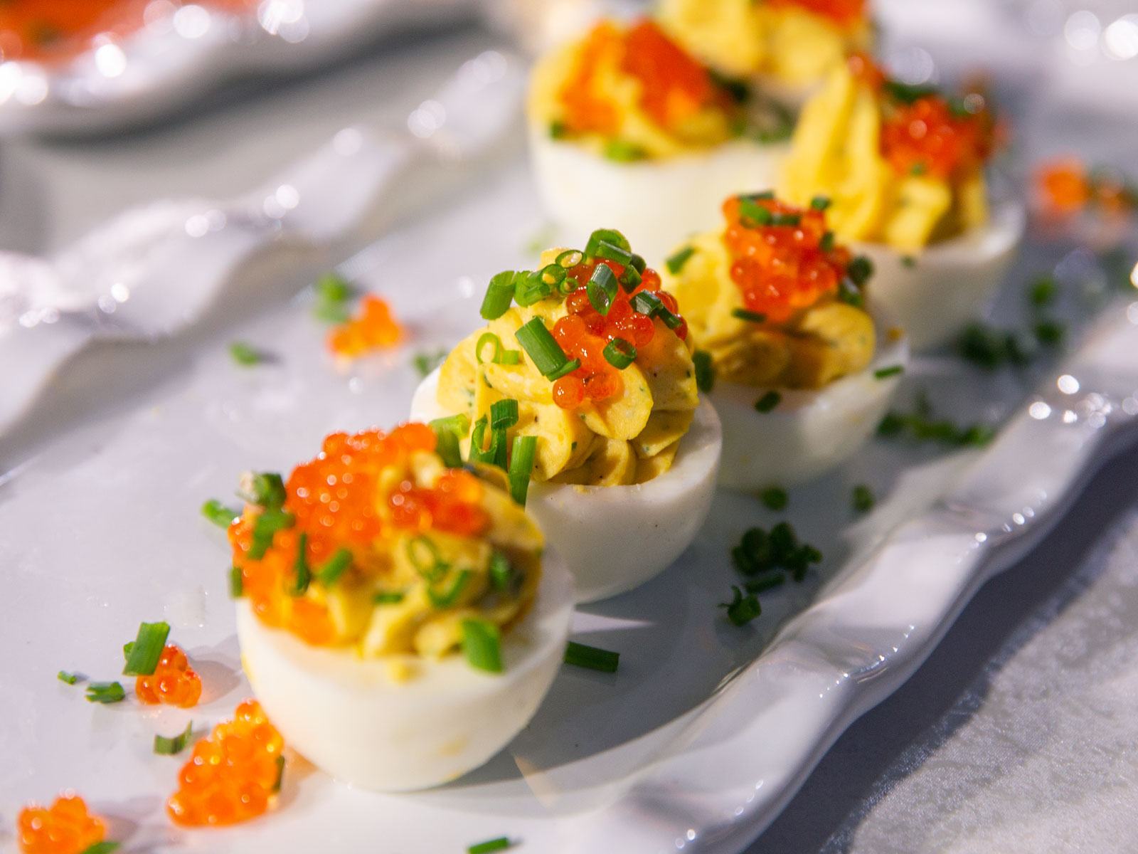 Jacques Pepin's Deviled Eggs