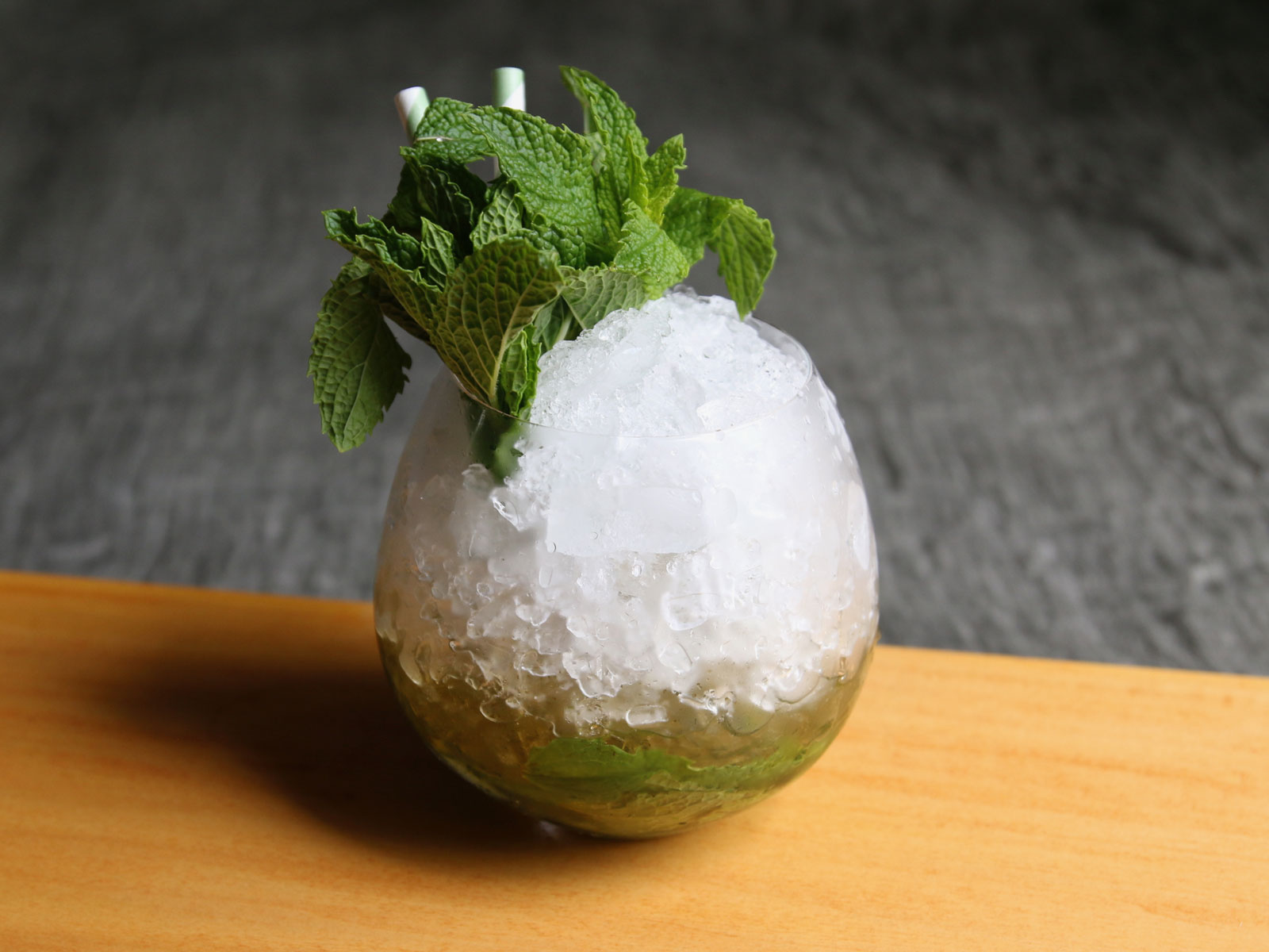 Lemon Julep