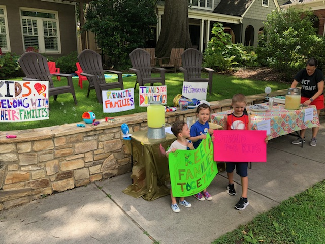 This 6-Year-Old's Lemonade Stand Raised $13,000 for Immigrant Children Separated From Their Parents