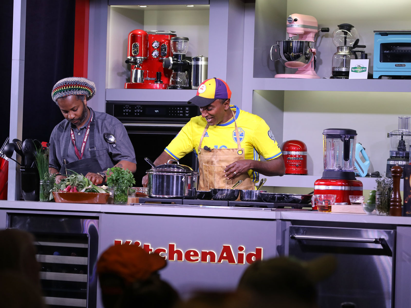 Marcus Samuelsson Dishes All the Details on His New Show 'No Passport Required'
