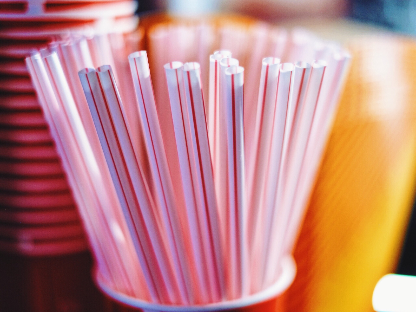 McDonald's to Test Non-Plastic Straws in U.S. Locations