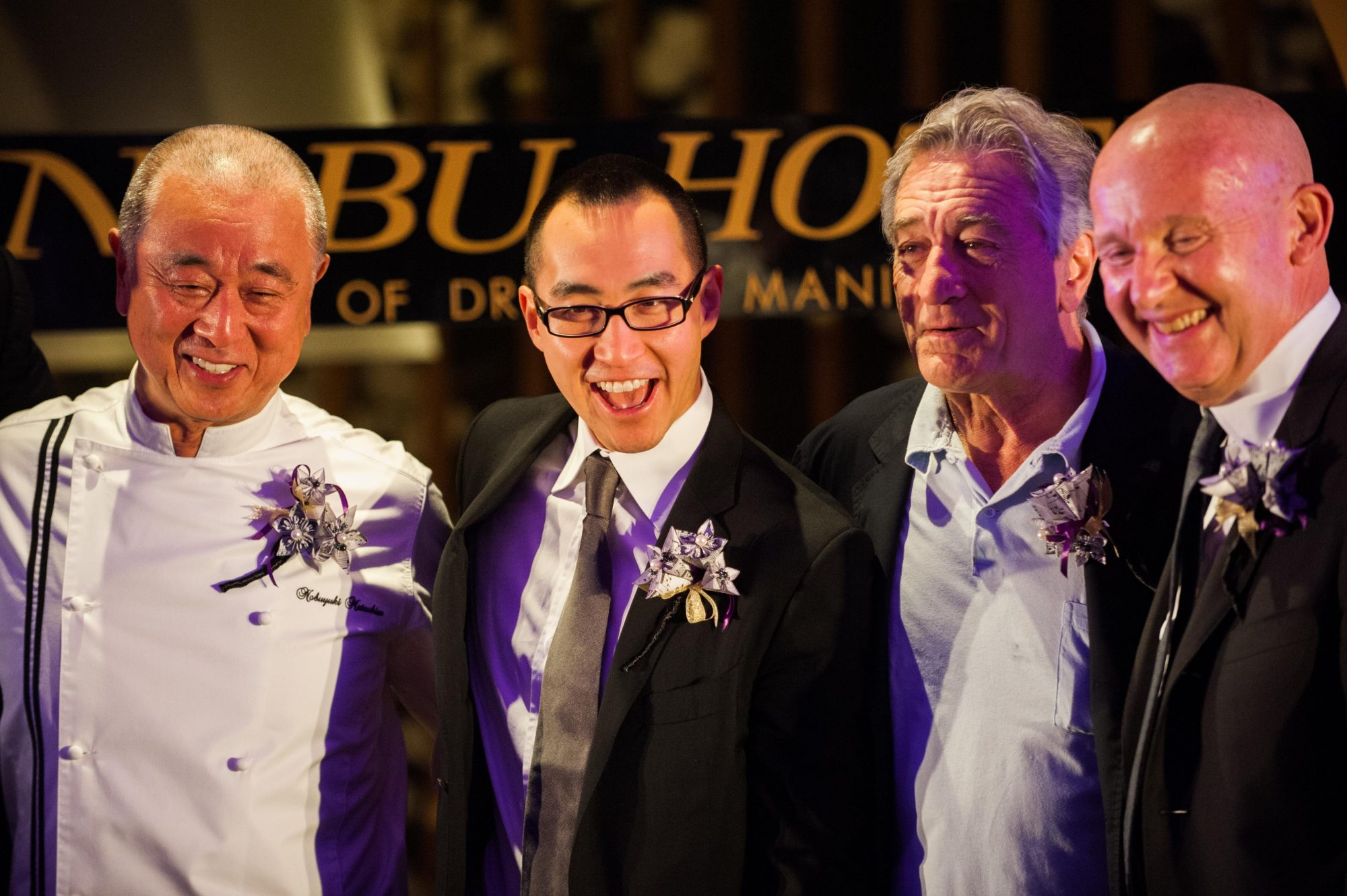 Robert De Niro's Nobu Empire Says It Will Surpass $1 Billion in Sales in 5 Years