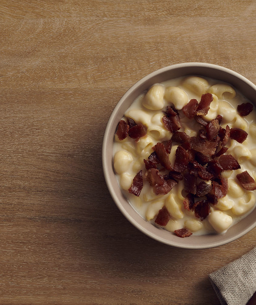 Panera Will Deliver Bacon Mac and Cheese to Your Doorstep