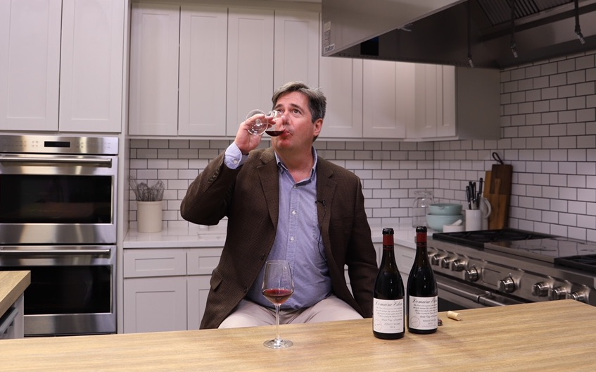 Ray Isle tries the Domaine Eden Pinot Noir 2014