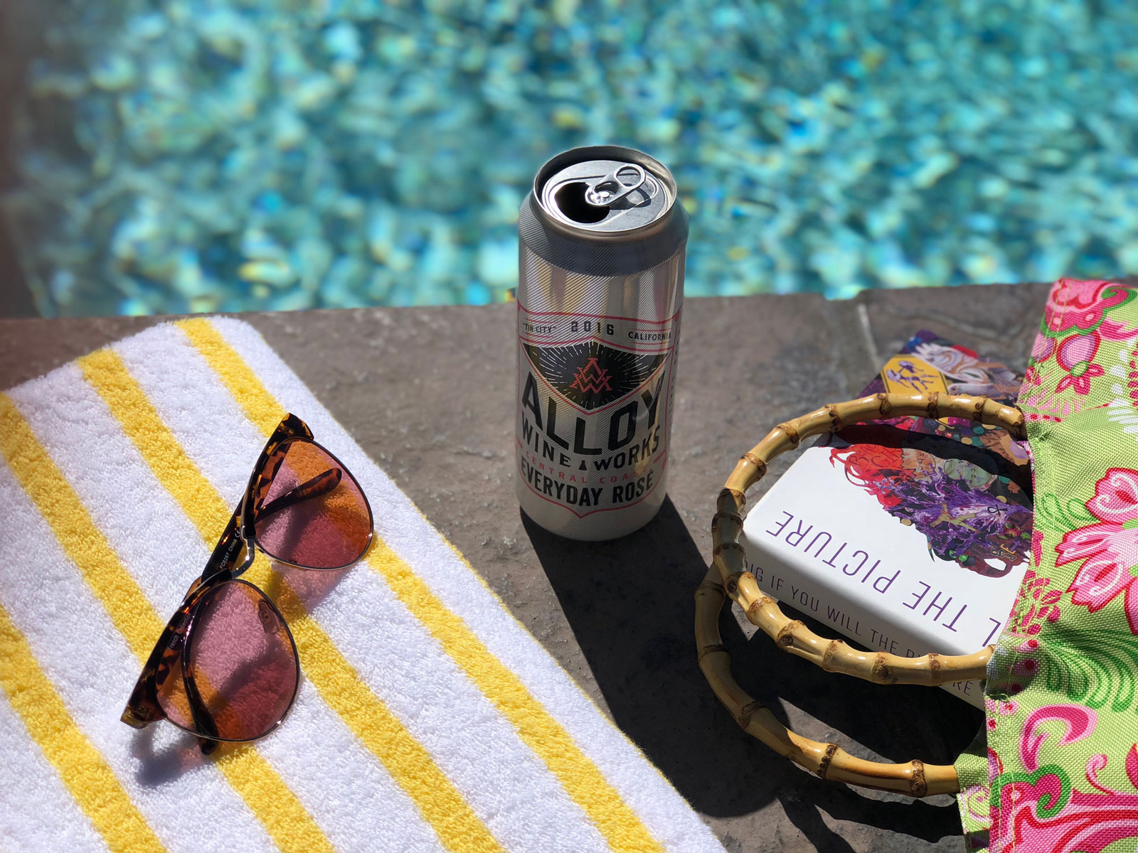 Rosé All Day at Kimpton Hotels