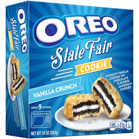 Oreo's New Cookie Looks Like Our Favorite State Fair Treat