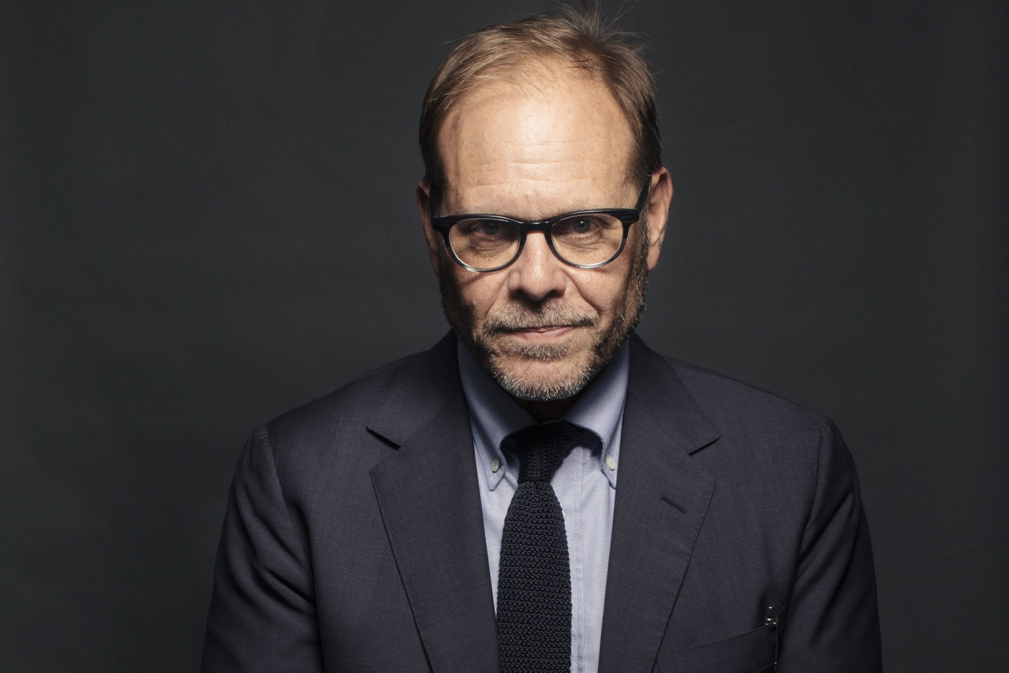 Alton Brown Learned a Harsh Lesson About Money When He Was 5—and It Still Haunts Him