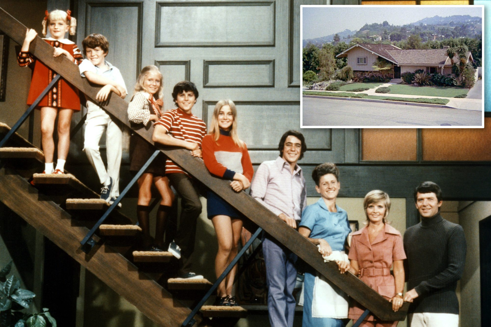 The Brady Bunch House Is for Sale. See What It Really Looks Like Inside