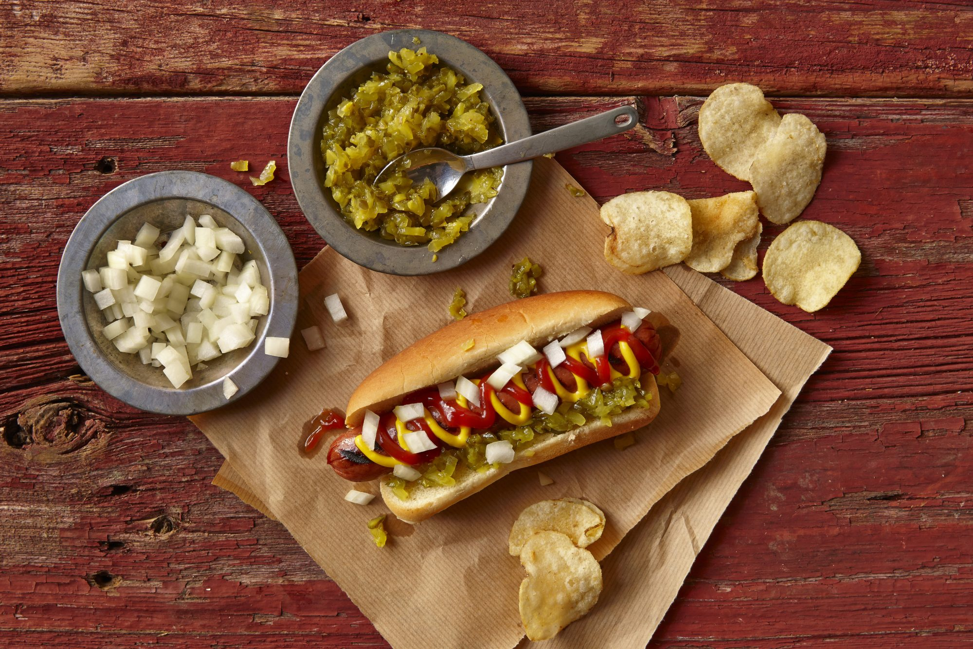 6 Easy Ways to Upgrade Your Hot Dog