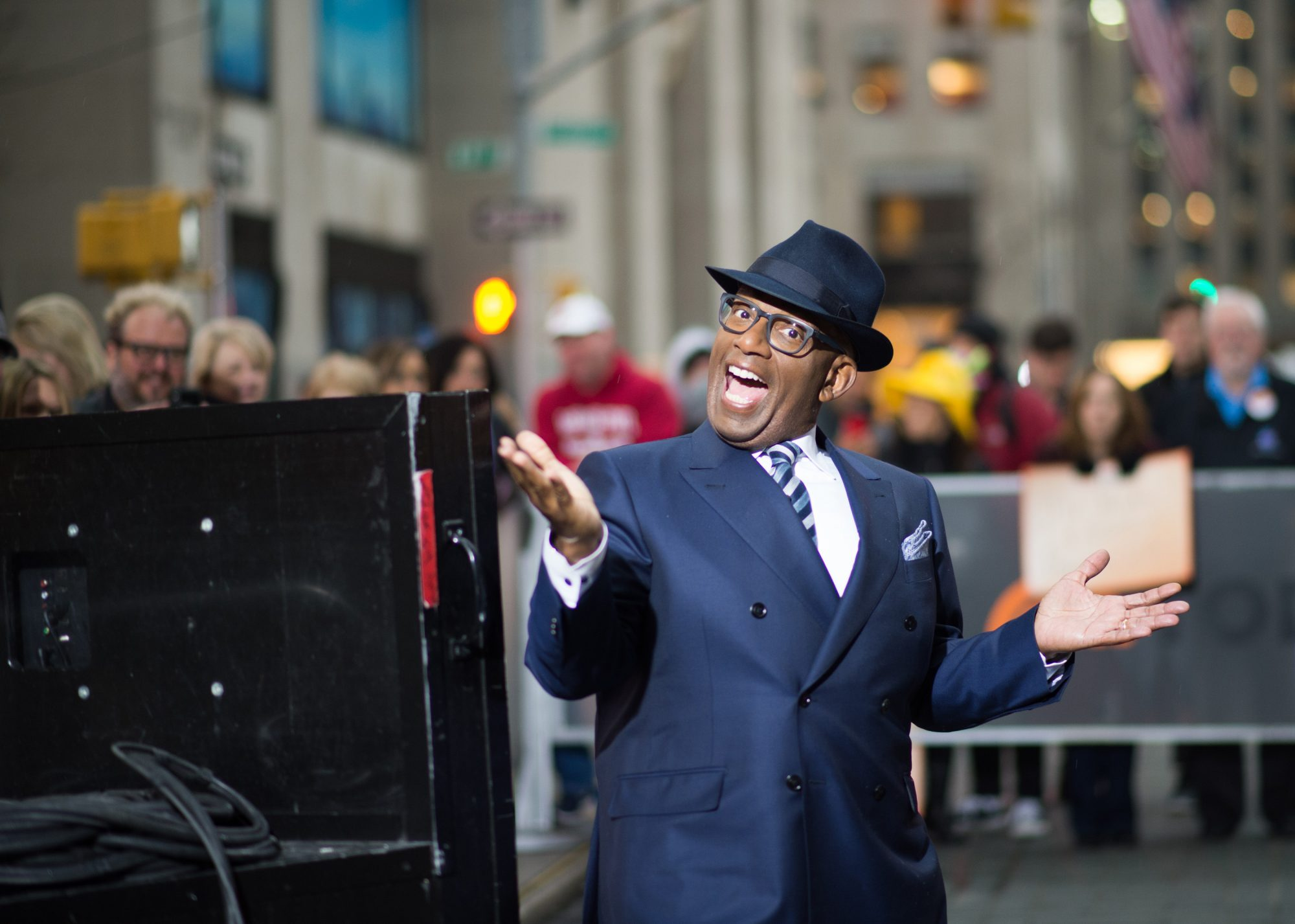 Al Roker Made a Web Series About His True Passion: Sandwiches