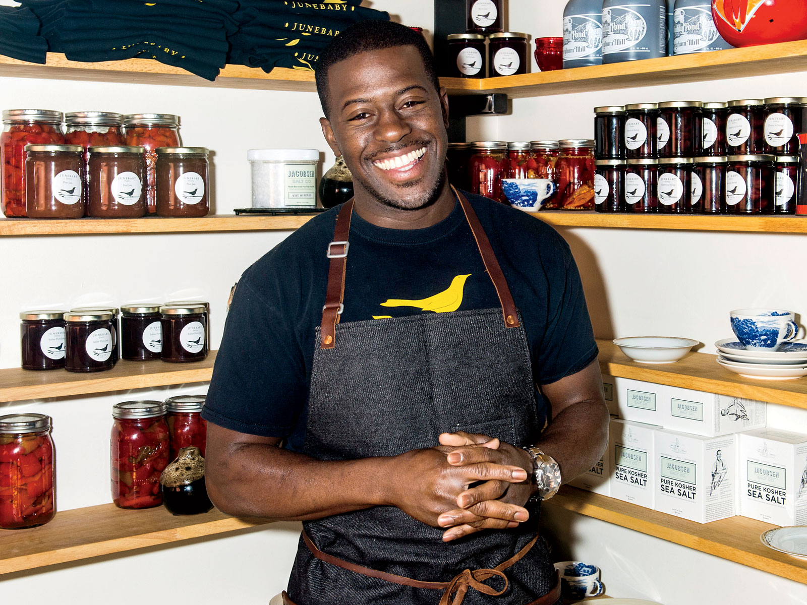 Attention, New Yorkers: Junebaby's Edouardo Jordan to Cook in Brooklyn
