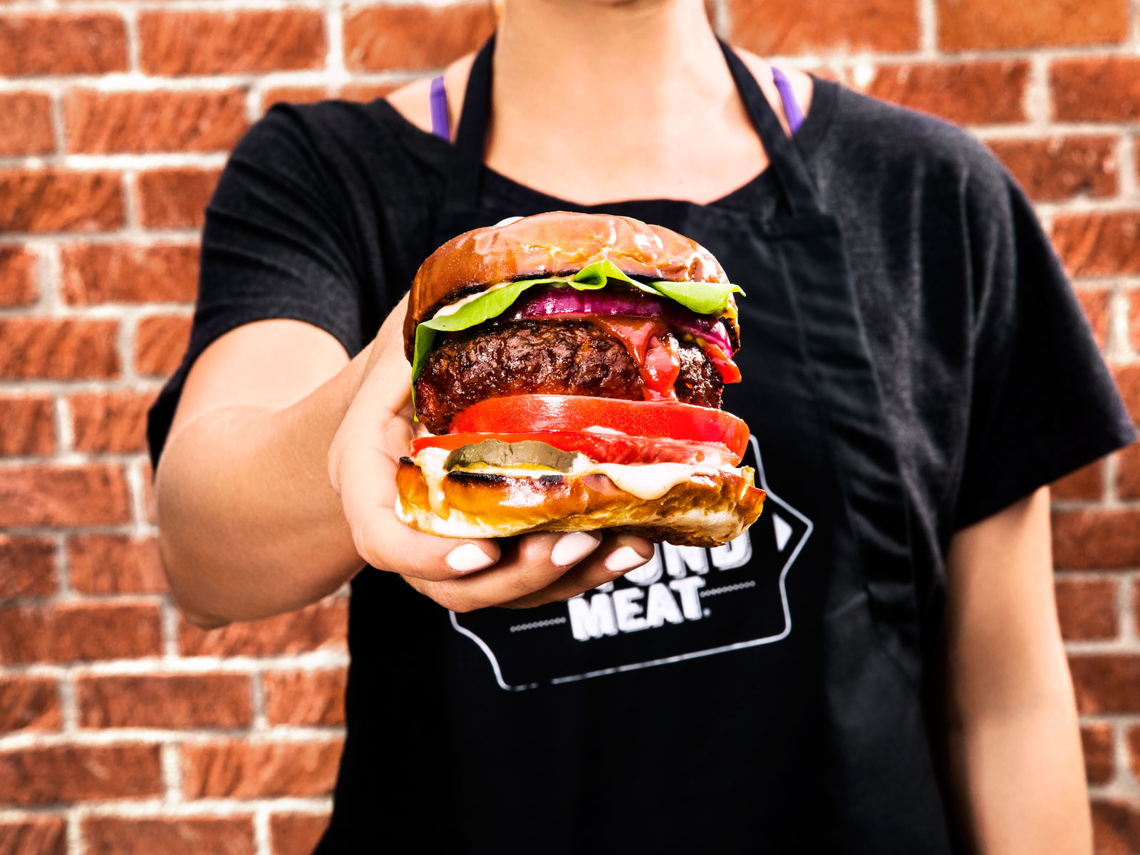 Beyond Meat's Massive New Lab Sounds Like Something Out of a Sci-Fi Novel