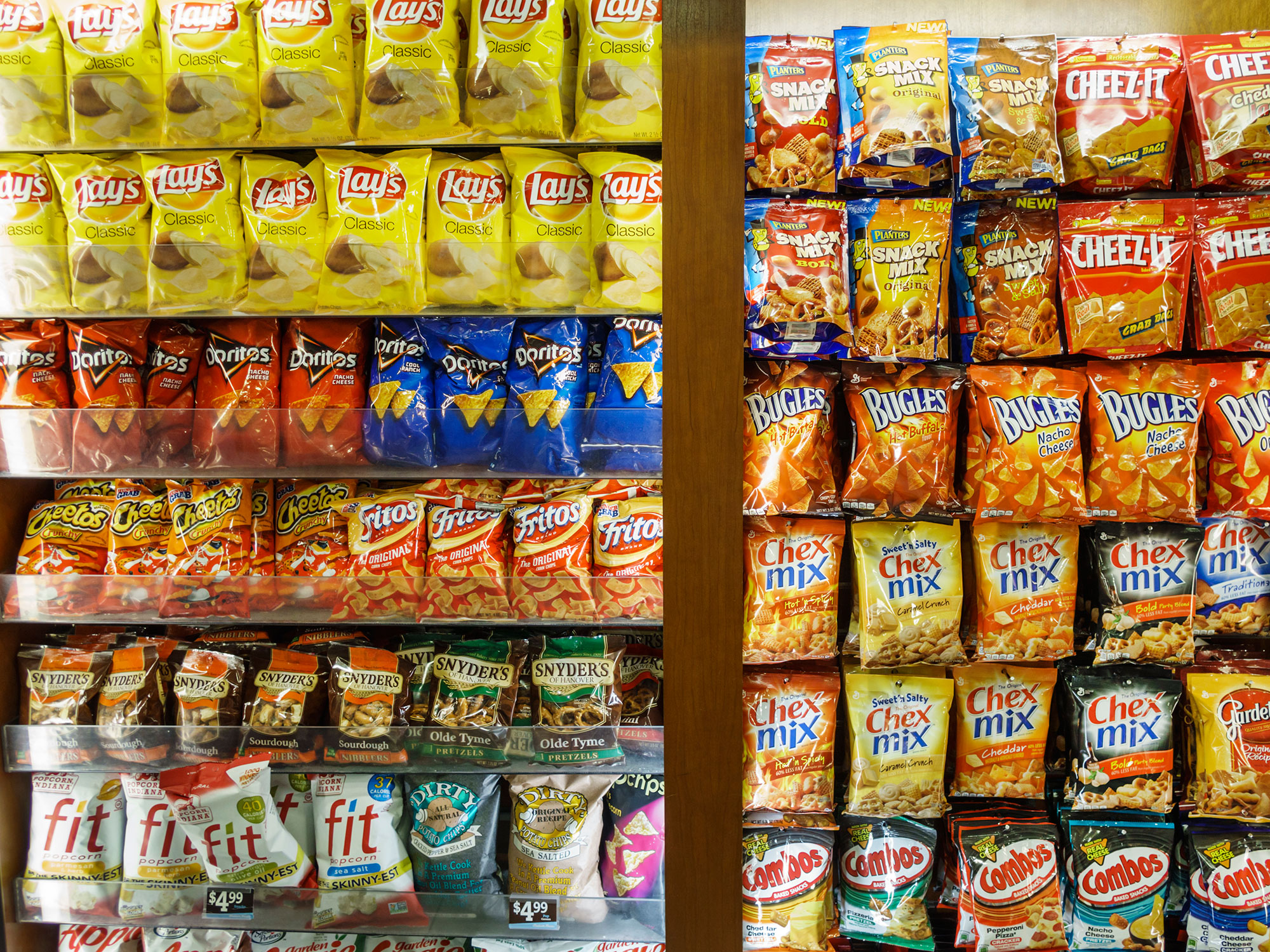 Do Chip Bags Have Less Air in Them Than They Used To?
