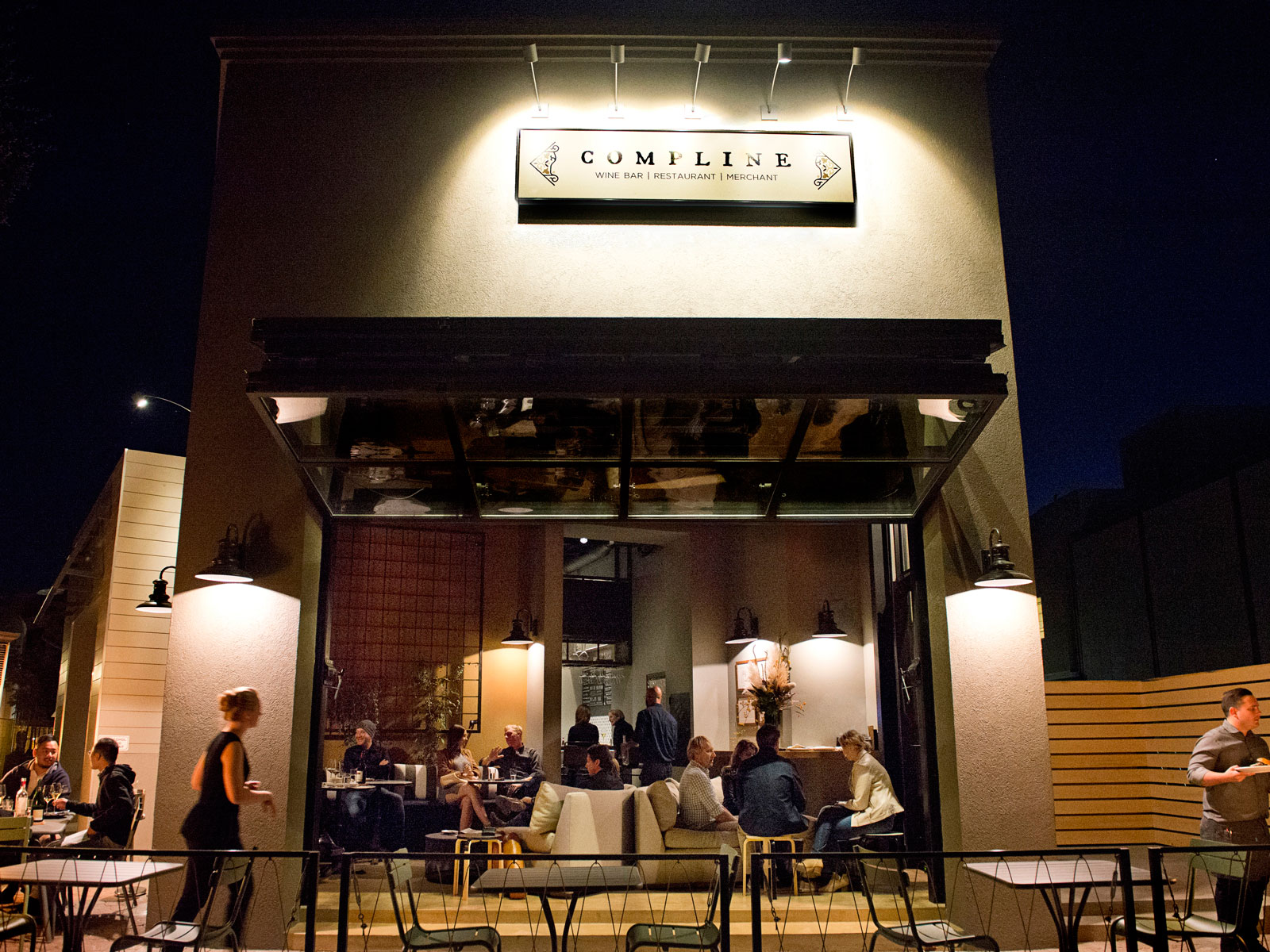 Napa S Most Exciting New Wine Bar Marks A Shift In The The