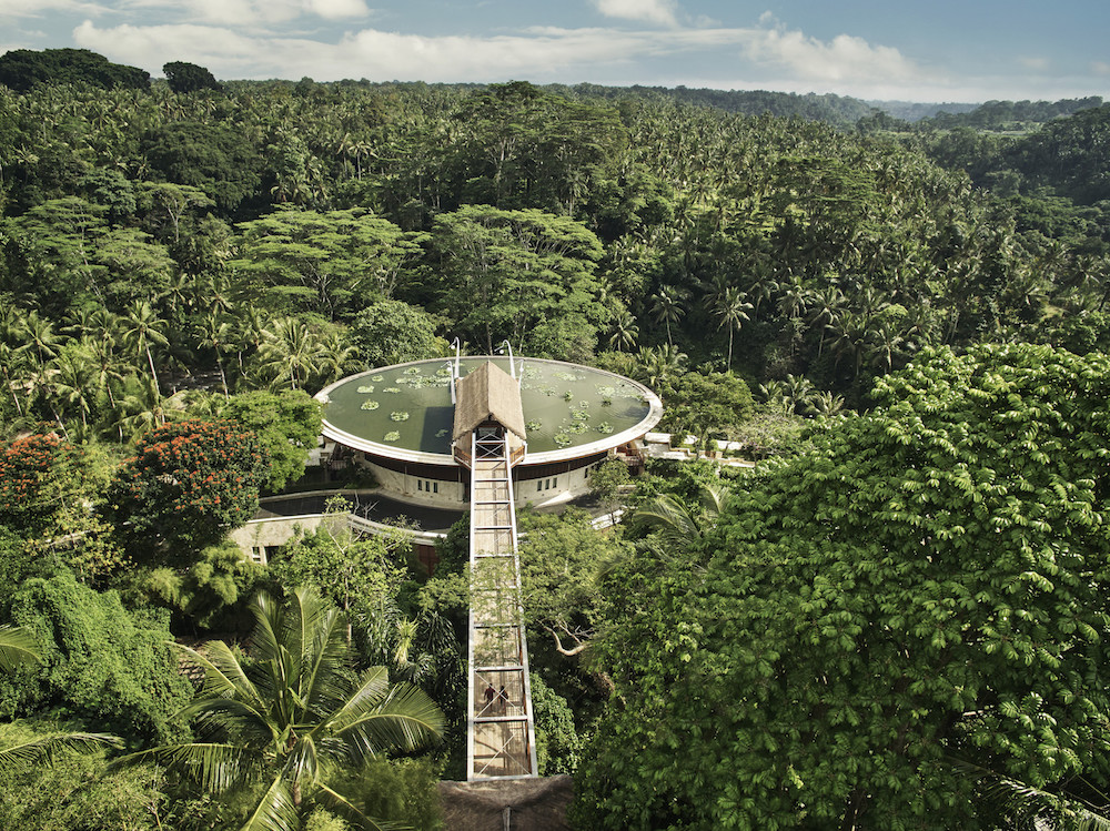 Why Travel + Leisure Named the Four Seasons Resort Bali at Sayan Best in the World