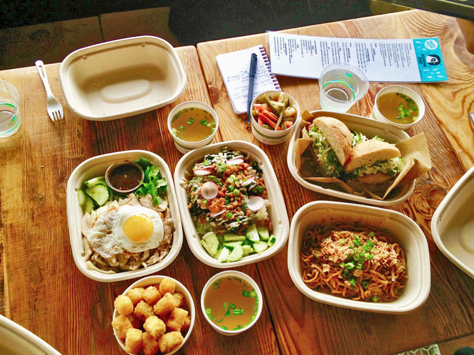 13 Facts About Oakland's Food Scene You Know If You're a Local