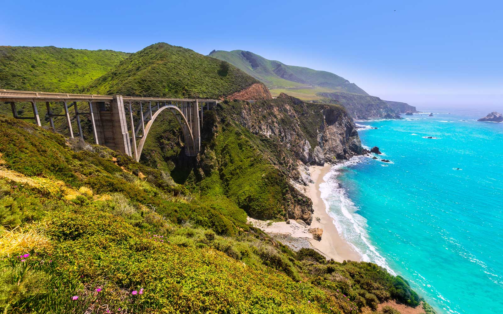 California's Highway 1 Is Officially Open, and It's Time for a Big Sur Road Trip